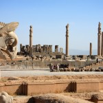 Ancient Ruins of Persepolis