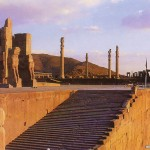 The Persepolis in Iran