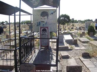 Samad e Behrangi - Emamieh Cemetery - Tabriz